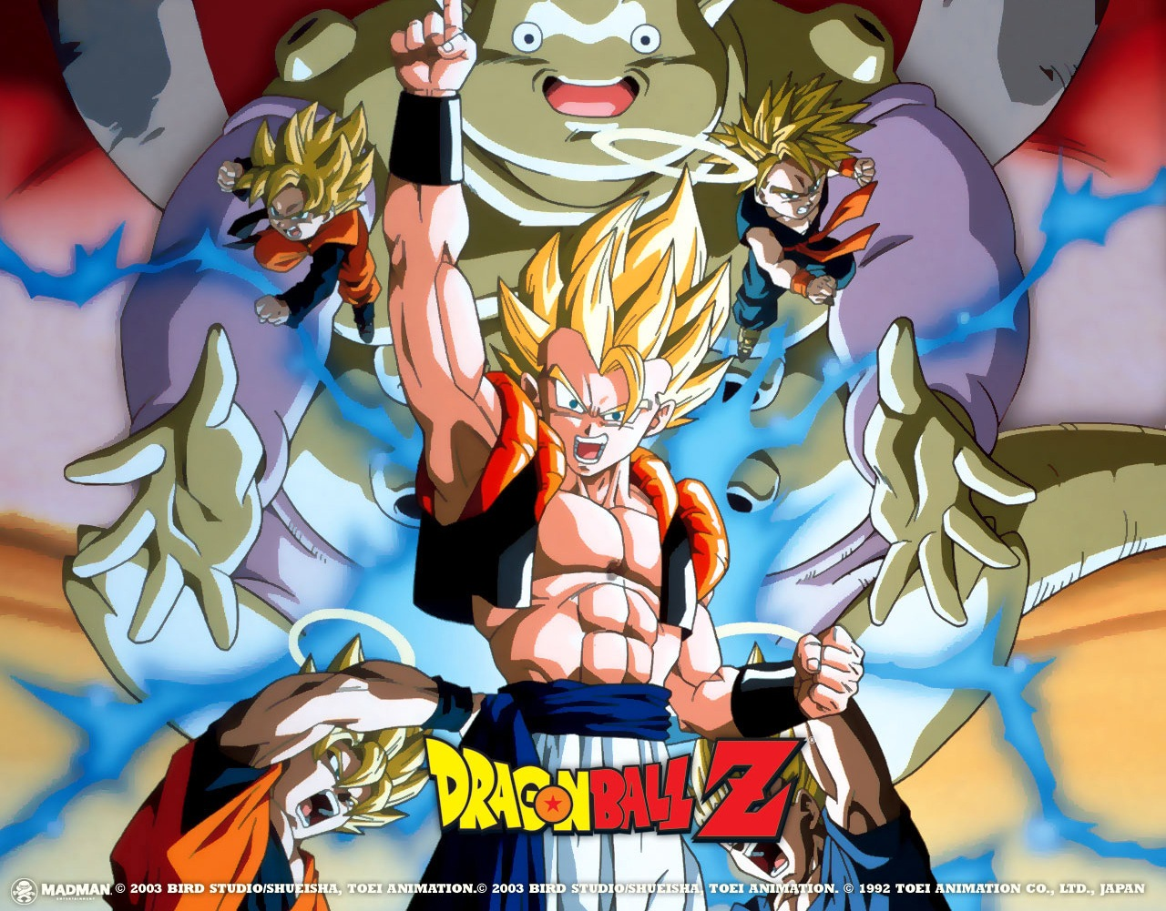 Imagenes de Dragon Ball Z HD